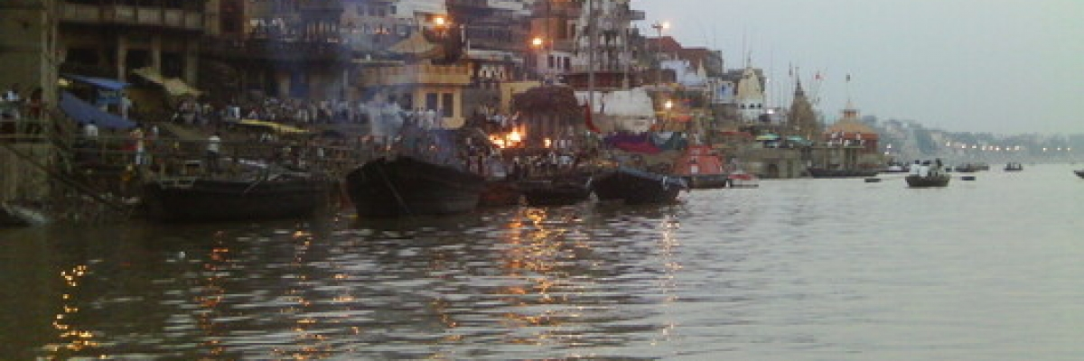 Center for British Studies - The Ganges River